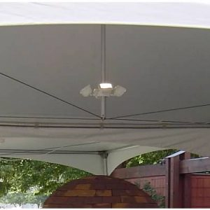 Frame tent light