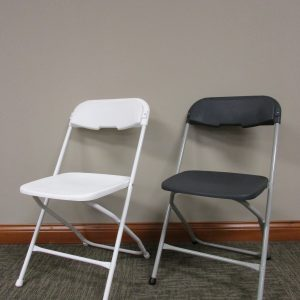 Metal frame chairs -2