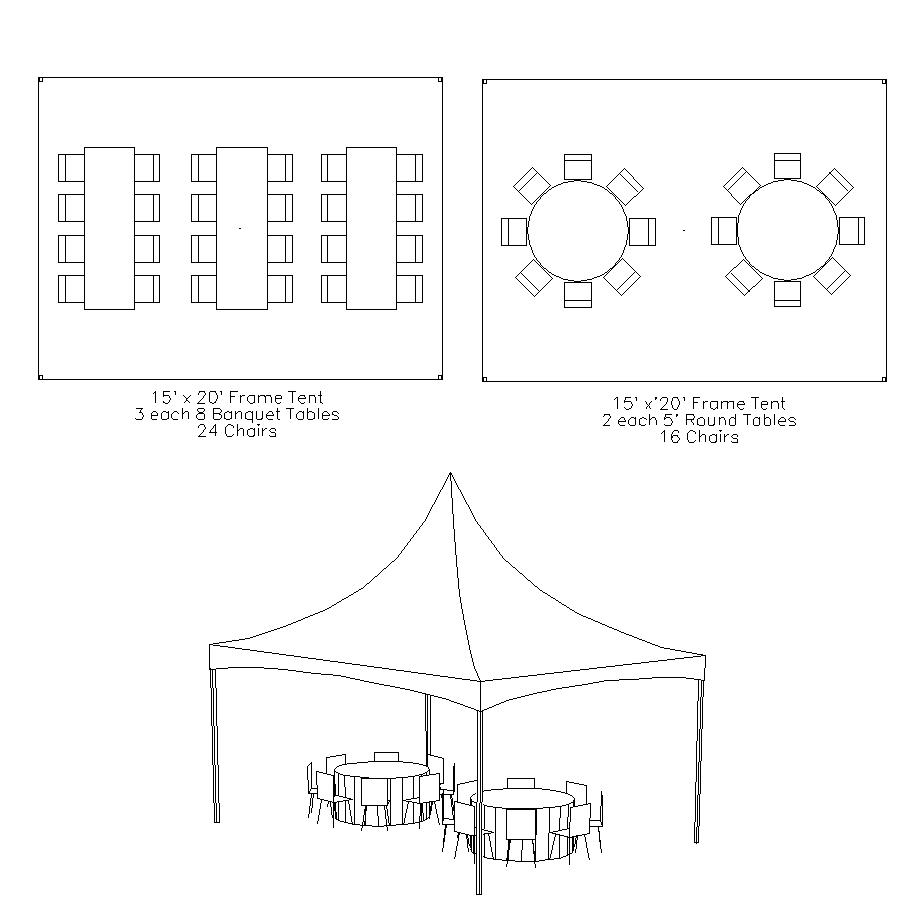 Frame Tents Hoosier Tent Amp Party Rentals