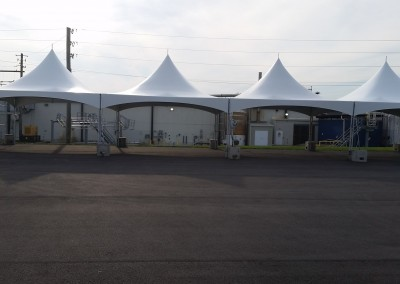Frame tents