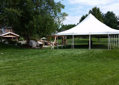 30'x60' Pole tent