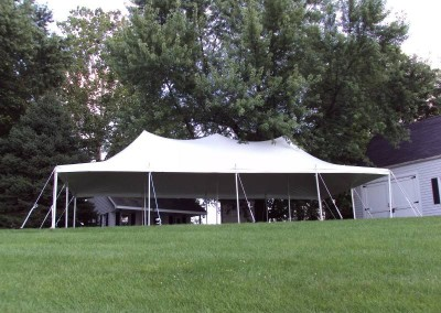 20'x40' Pole tent