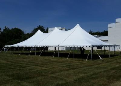 40'x80' Pole tent